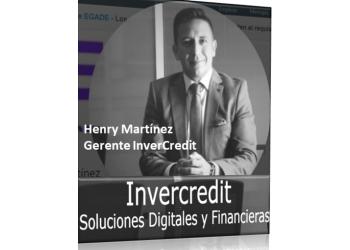 Henry Martínez Forero -Gerente General- InverCredit SAS
