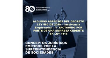 Conceptos Jurídicos Superintendencia de Colombia