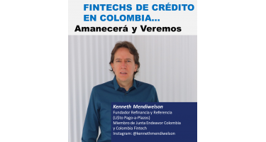 Kenneth Mendiwelson Fundador Refinancia y Referencia (Li$to Pago-a-Plazos)