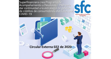 Programa de Acompañamiento a Deudores – PAD Superfinanciera