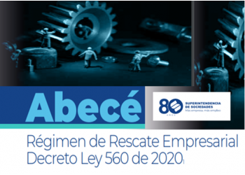 Ley 560 de Rescate empresarial Supersociedades