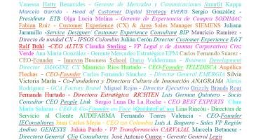Visiones de Expertos CX Colombia